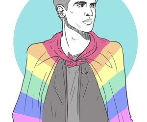 brendon urie, fan art, and patd image
