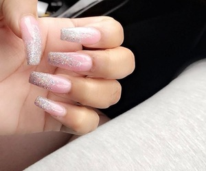 nails, girls, and beauty image