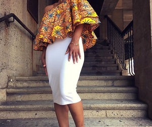 African, fashion, and photoshoot image