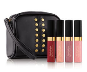 elizabeth arden, for all occasions, and lip gloss set image