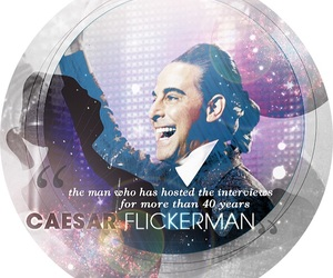 icon, caesar flickerman, and hunger games image