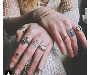 florence welch and tattoo image