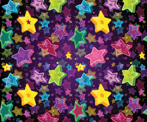 background, pattern, and star image