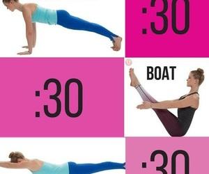 yoga and workout image