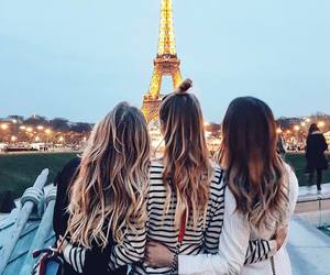 beautiful, friends, and style image