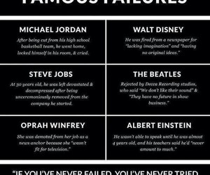 quote, failure, and famous image