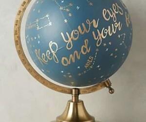 globe, diy, and world image
