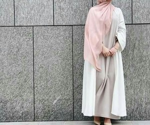 hijab, cool, and fashion image