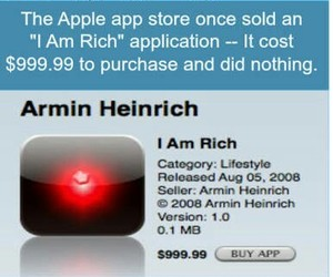 money, Apple Store, and im rich image