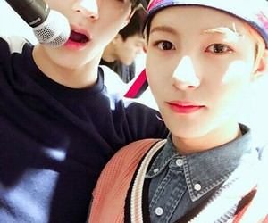 idol, korean, and jeno image