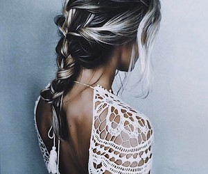 fashion, clothes, and hair image
