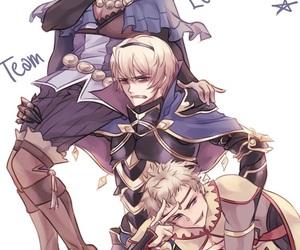 anime, combat, and Leo image