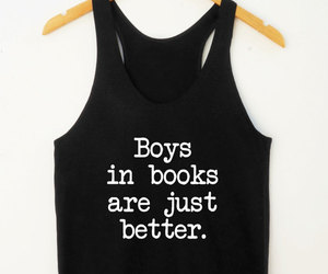 books, boys, and etsy image