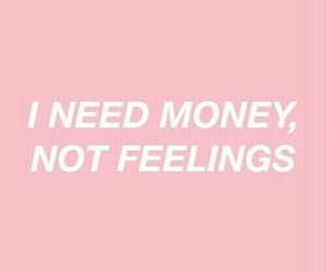aesthetic, pink, and no feelings image
