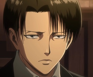 levi ackerman and shingeki no kyojin image