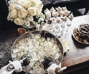 beauty, event, and champagne image