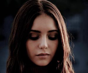 Nina Dobrev, the vampire diaries, and actress image