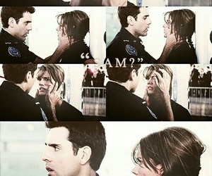 rookie blue and sam swarek image