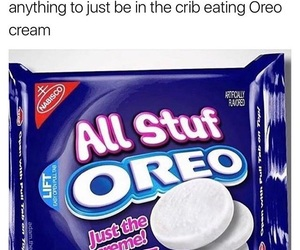 funny, meme, and oreo image