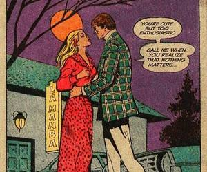 comic, pop art, and vintage image