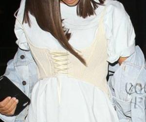 clothes, waist belt, and corset image