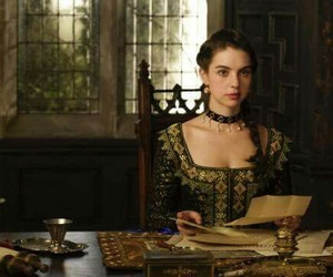 reign, adelaide kane, and france image