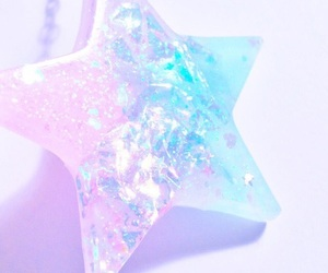 pastel, pink, and stars image