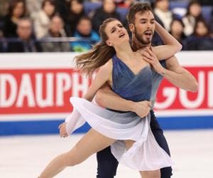 figure skating, gabriella papadakis, and guillaume cizeron image