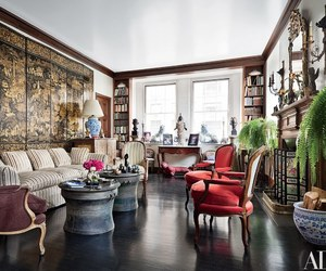 eclectic, interior design, and home image