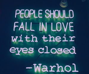 people, fall in love, and quote image