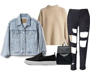 Polyvore and spring image