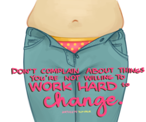 body, quote, and weight image