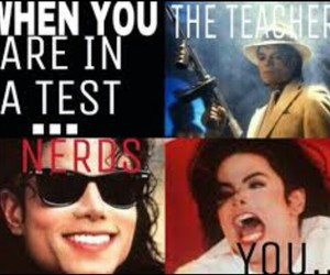 funny, mj, and true image
