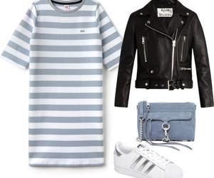 adidas, dress, and fashion image