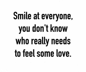 positive, love, and smile image