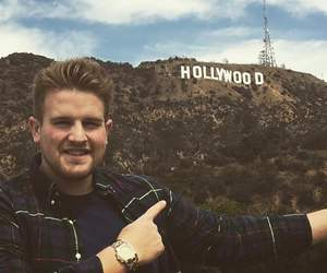boy, hollywood, and photography image