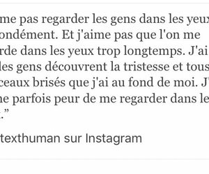 french, quotes, and insta image
