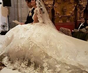 husband, style, and wedding image