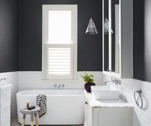 bathroom, house, and room image