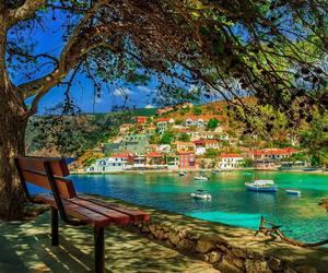beautiful, Greece, and Island image