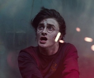 harry potter, daniel radcliffe, and goblet of fire image