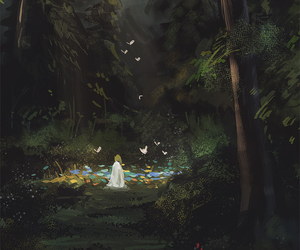 art, arte, and fairy image