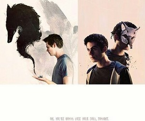 serial, teen wolf, and stiles image