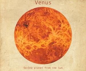 Venus and planet image