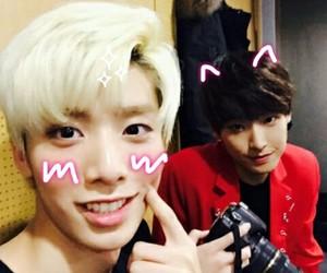 inseong, hwiyoung, and sf9 image