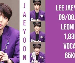 kpop, jaeyoon, and sf9 image