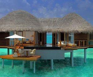 holidays, Maldives, and sea image