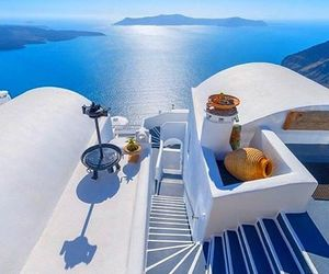 Greece, holiday, and sea image