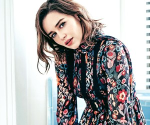 actress, game of thrones, and emilia clarke image
