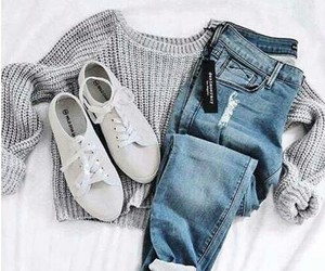 winter and outfit invierno image